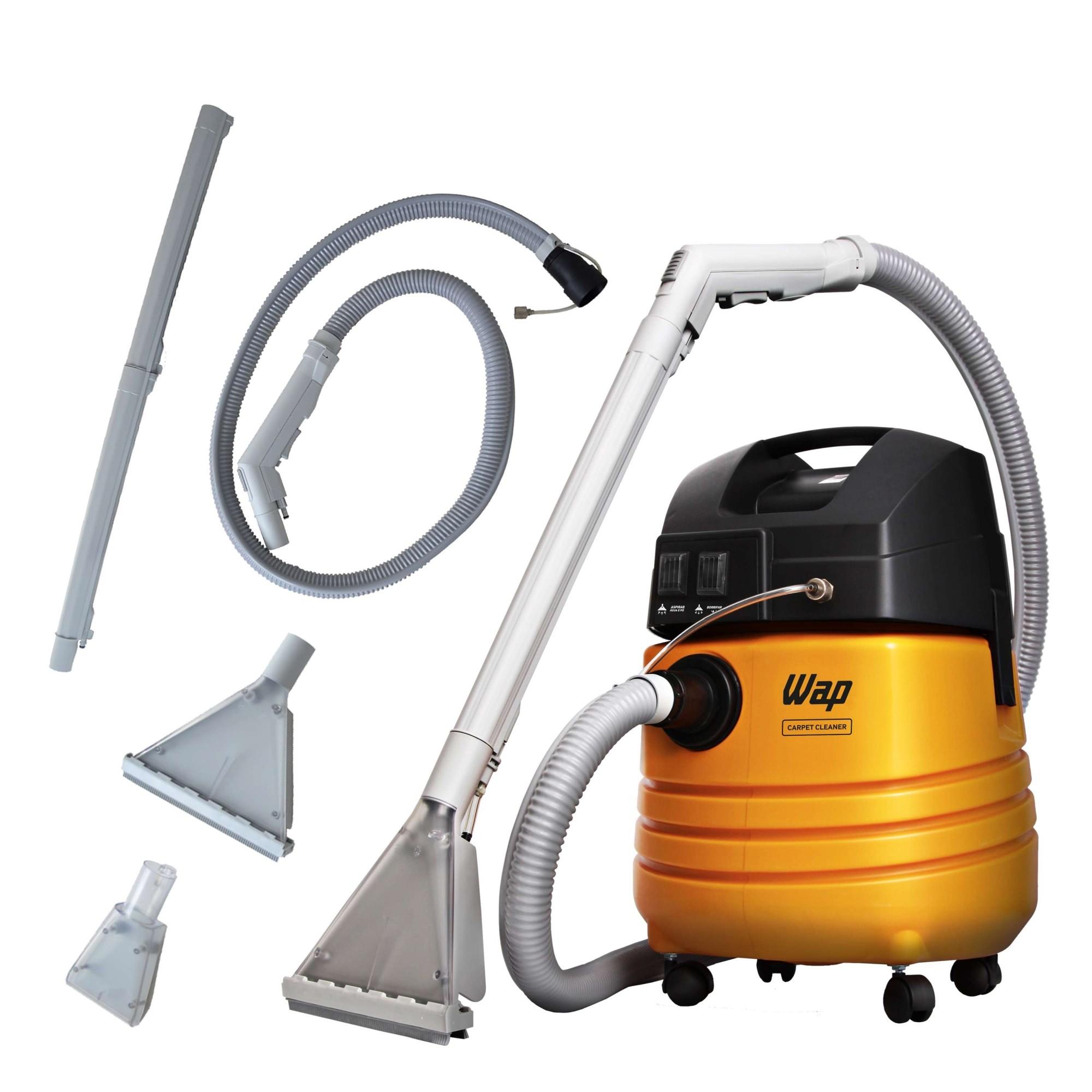 Aspirador Wap Extratora Carpet Cleaner 25 Litros 127V