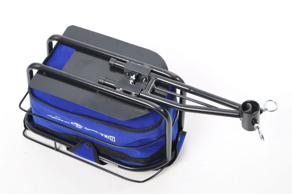 Cadeirinha Cachorro Bike Dog Full Cestinha Azul Altmayer