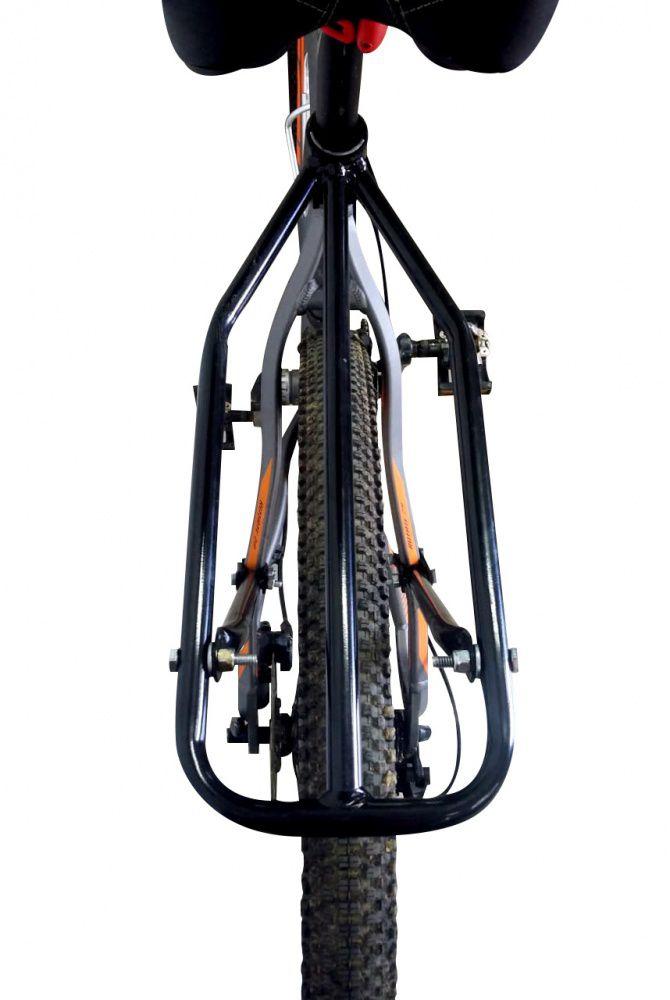 Cadeirinha Infantil P/ Bike + Bagageiro Ajustável Universal