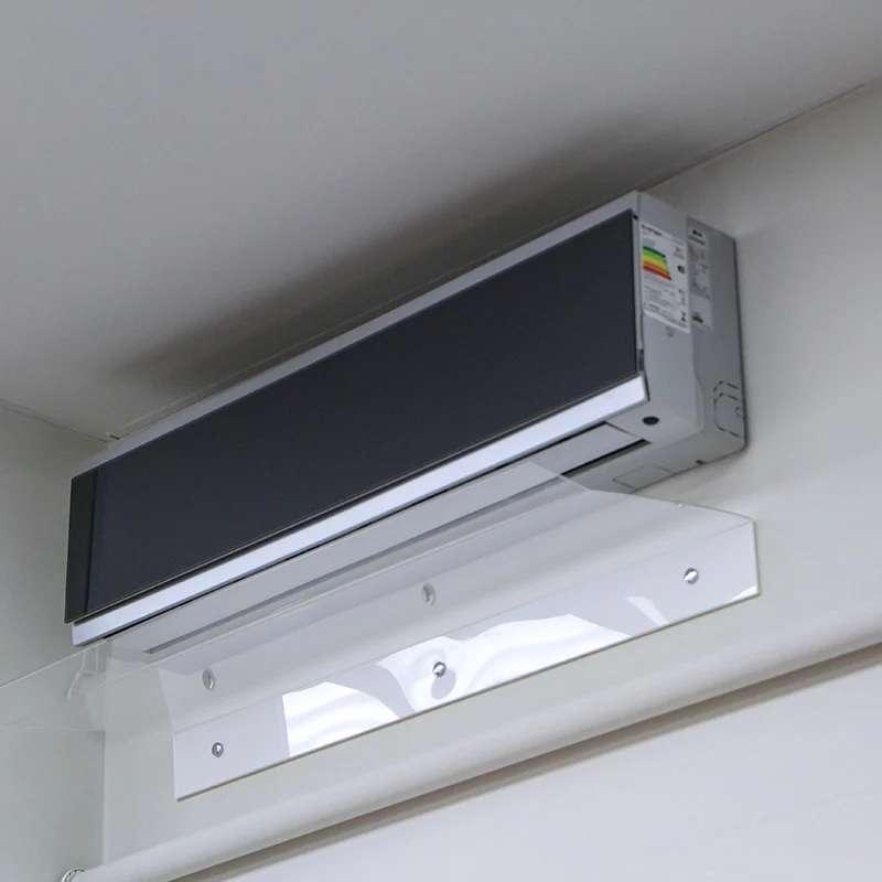 Defletor Em Acrílico Para Ar Condicionado Split 7000 A 13000 BTU'S 505949