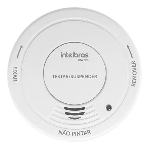 Detector de Fumaca Autonomo DFA 620 INTELBRAS