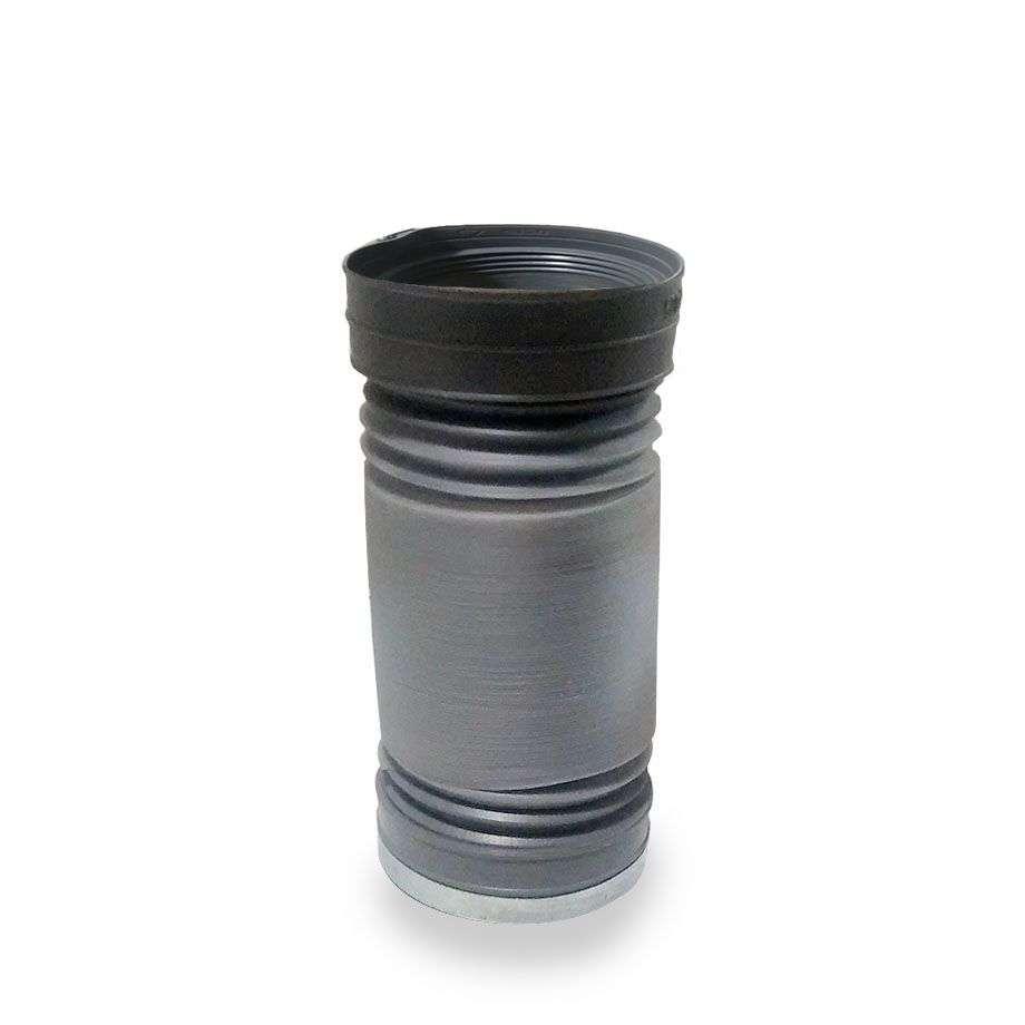 Duto Flexível Para Depurador Slim 60cm Safanelli 1Mt