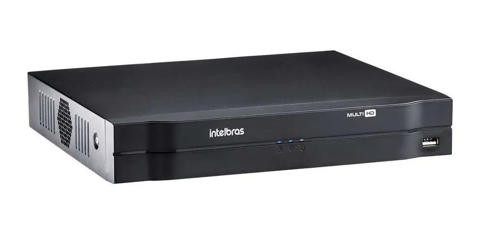 Dvr Intelbras 16 Canais Mhdx 1116 Multi Hd G4