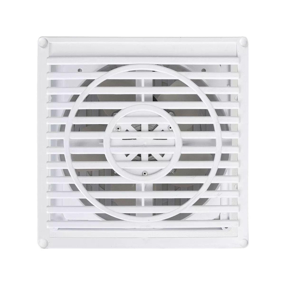 Exaustor De Ambientes depurador de Ar ITC Top 22cm  Branco
