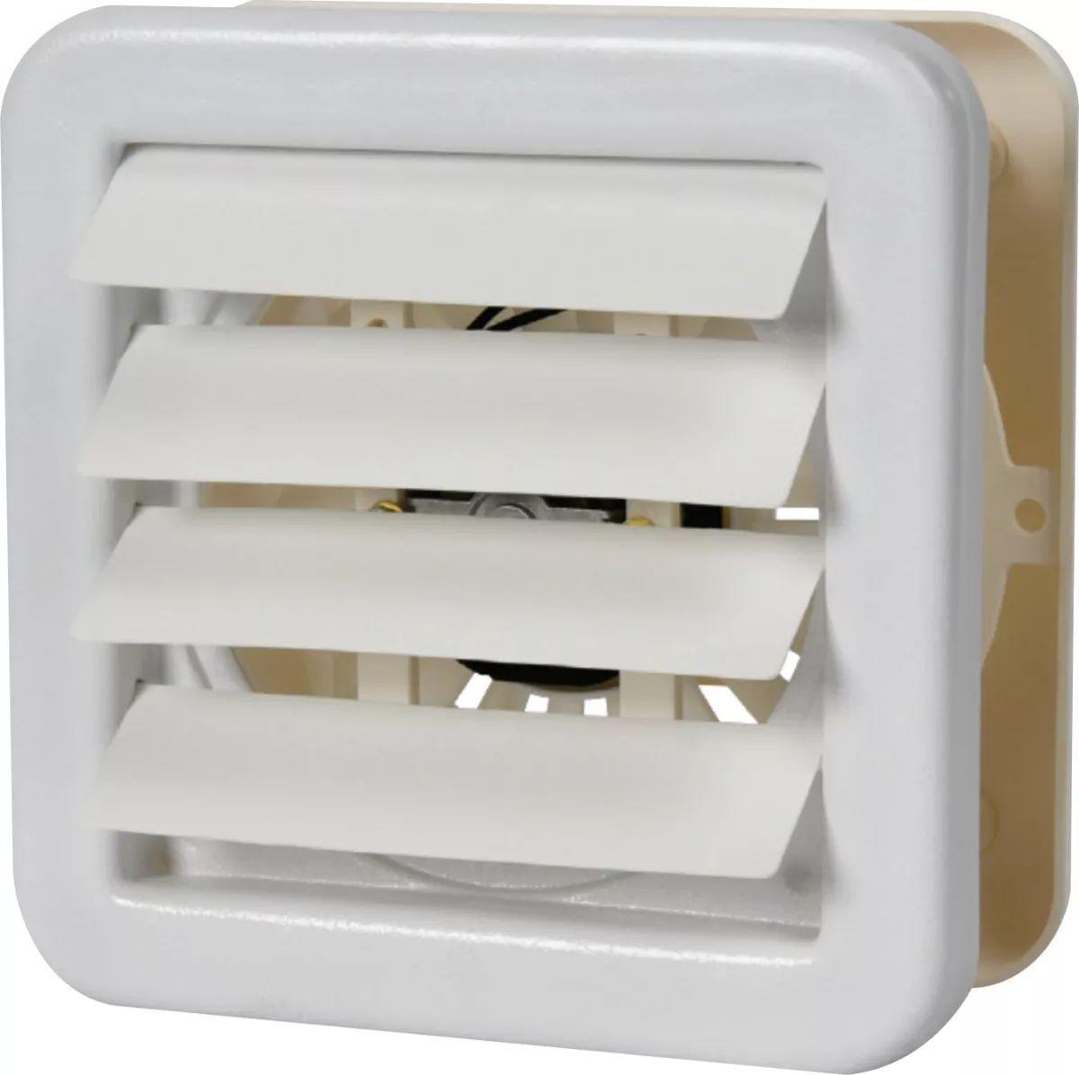 Exaustor Depurador de Ar ITC Brisa 12,6cm Safanelli Branco