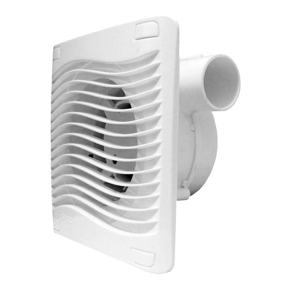 Exaustor Para Banheiro Depurador de Ar ITC Turbo Certificado Inmetro