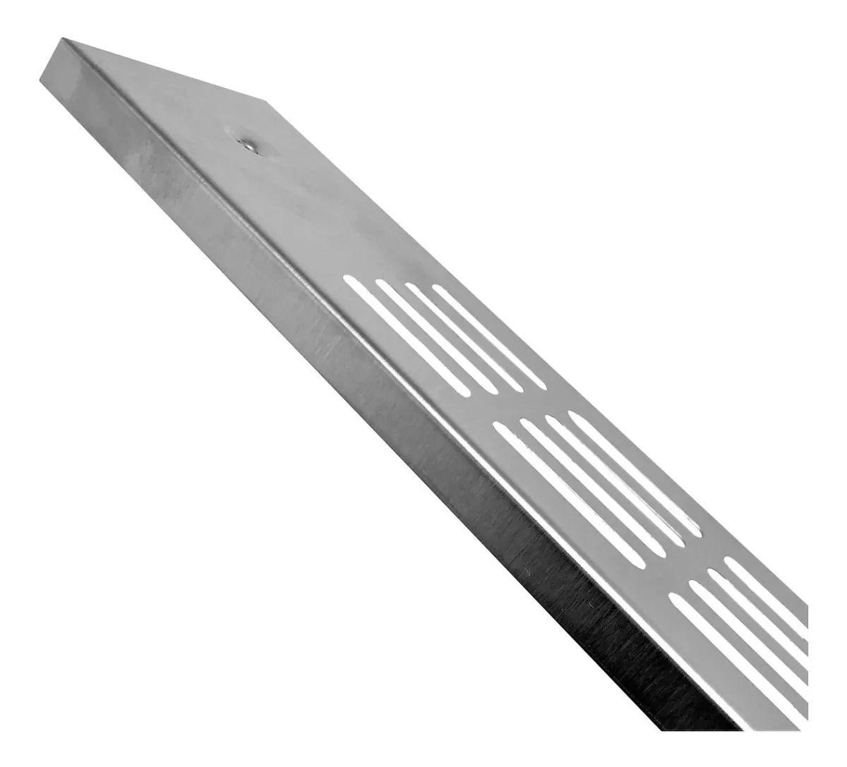 Grade De Ventilação Forno De Embutir INOX 60 cm Safanelli