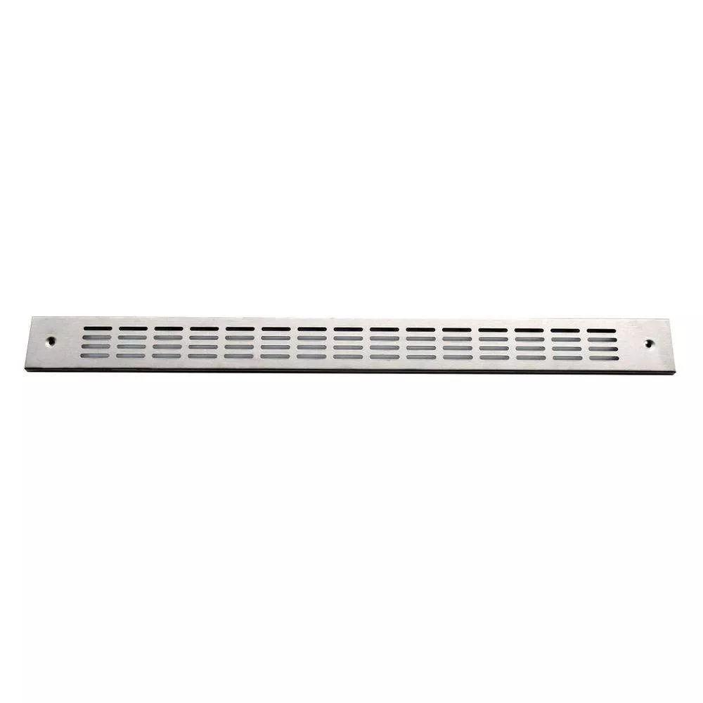 Grade De Ventilação Forno De Embutir INOX 66 cm Safanelli