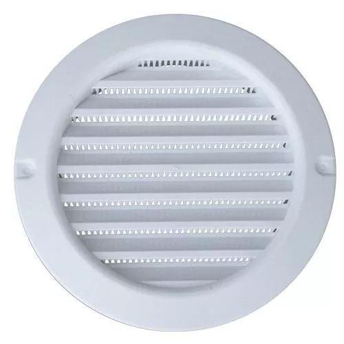 Grade De Ventilação Redonda 150mm ITC