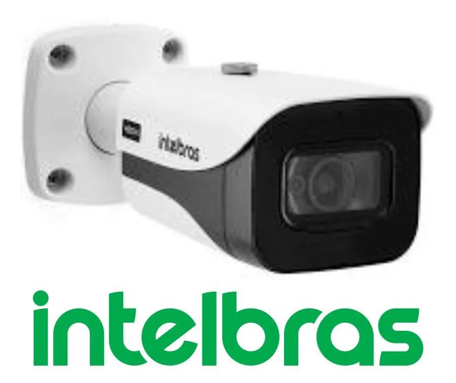 Intelbras Camera HDCVI Infravermelho IR 80m