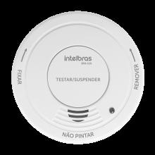 Kit 2 Detectores De Fumaça Incêndio Sem Fios Intelbras Dfa 620 Para Casas Cozinhas Salas Aluguel Airbnb Casa De Praia