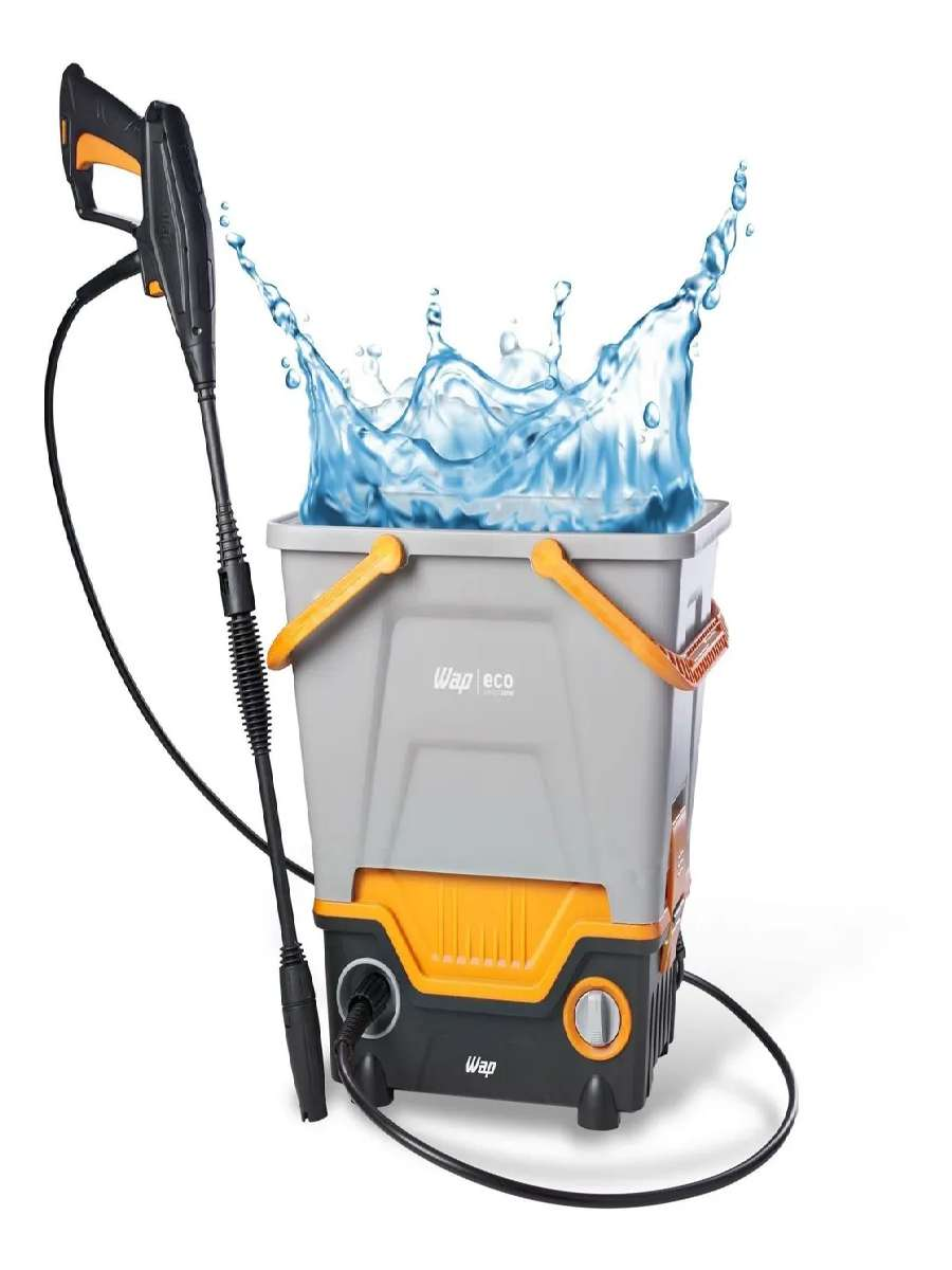 Lavadora De Alta Pressão Água Reutilizável 127V WAP