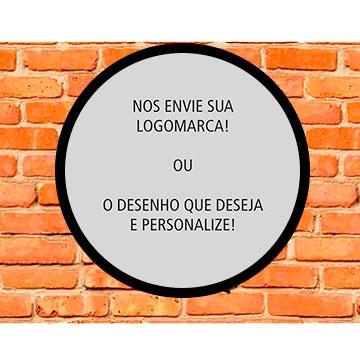 LUMINOSO DE PAREDE EM ACRÍLICO 30CM PERSONALIZADO A002F3D6