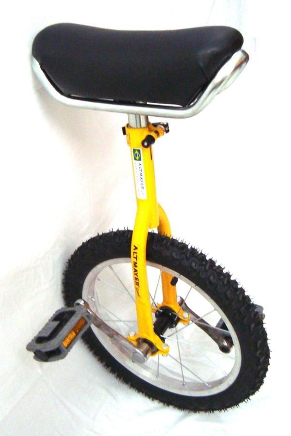 Monociclo 1 Roda - Bicicleta De Circo Aro 16
