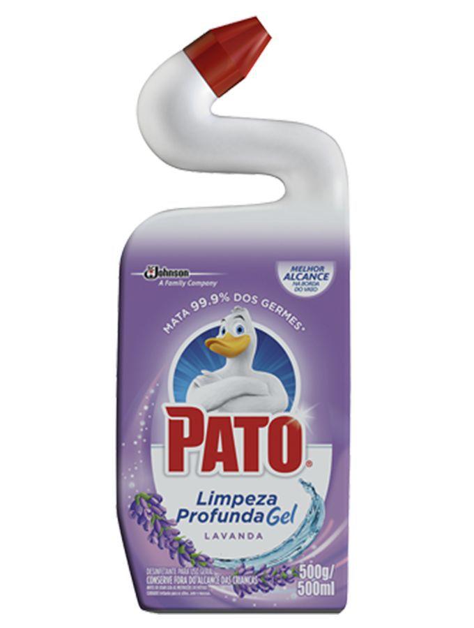 Pato Limpeza Profunda Gel 500 ml Lavanda
