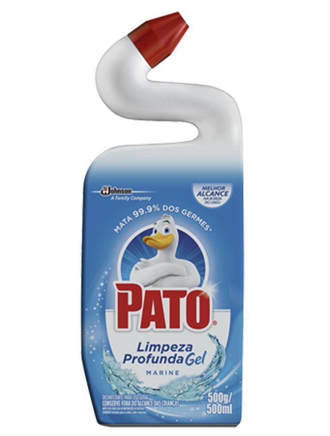 Pato Limpeza Profunda Gel 750 ml Marine