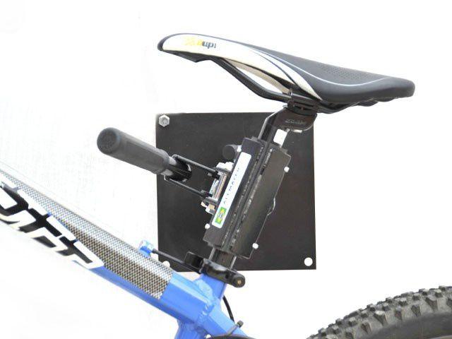 Suporte Pinça De Parede Manutenção de Bicicletas