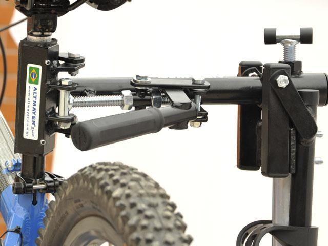Pinça Para Manutenção de Bicicletas Portátil Nacional AL-34