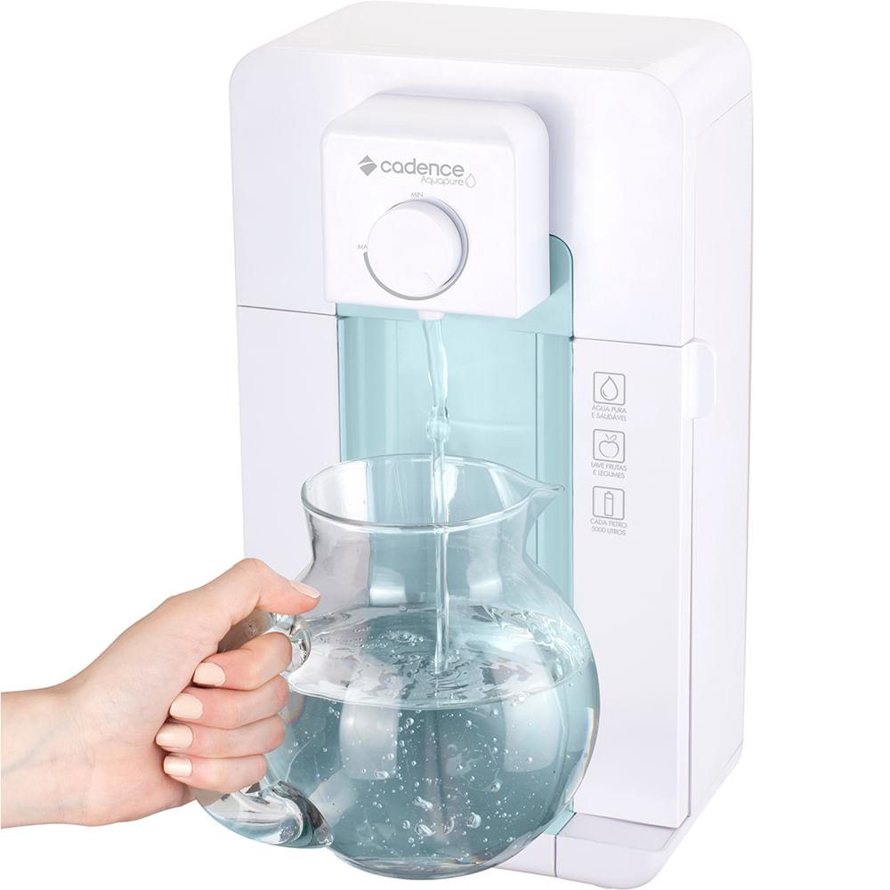 Purificador De Água Cadence Aquapure Pra100