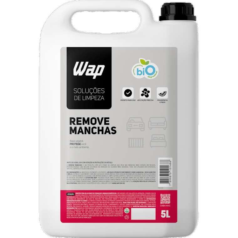 Removedor de Manchas de Tecidos e Estofados WAP 5 Litros