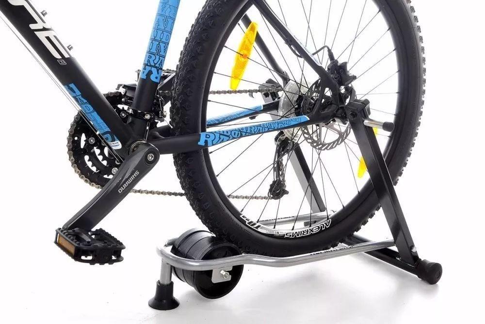 Rolo De Treino Altmayer MTB Speed Dobrável Para Bike Do Aro 20 Ao 29 AL-200