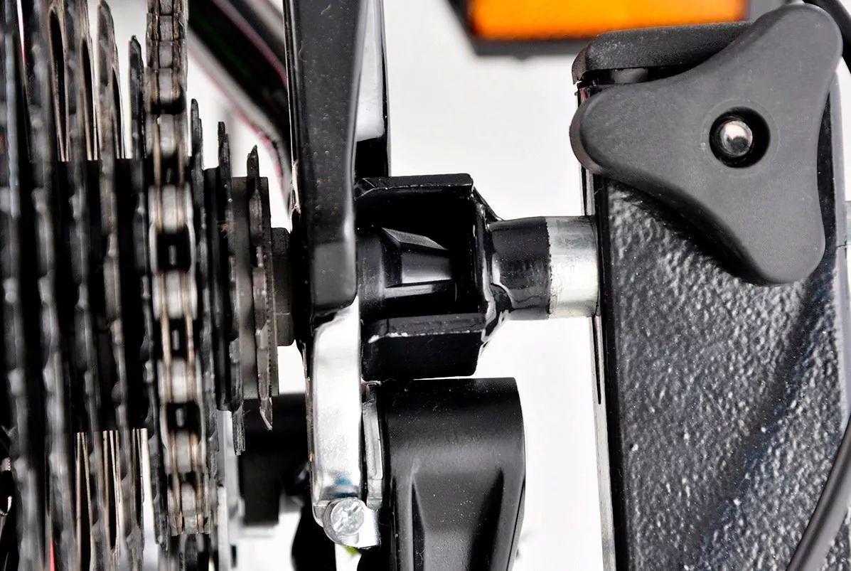 Rolo De Treino MTB Speed Dobrável Para Bike De Aro 20 Ao 29 Lançamento