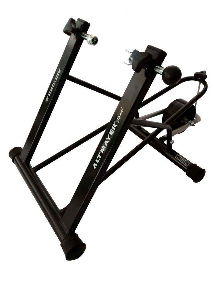 Rolo de Treino Para Bike Simulador Para Exercicios AL-04 Altmayer