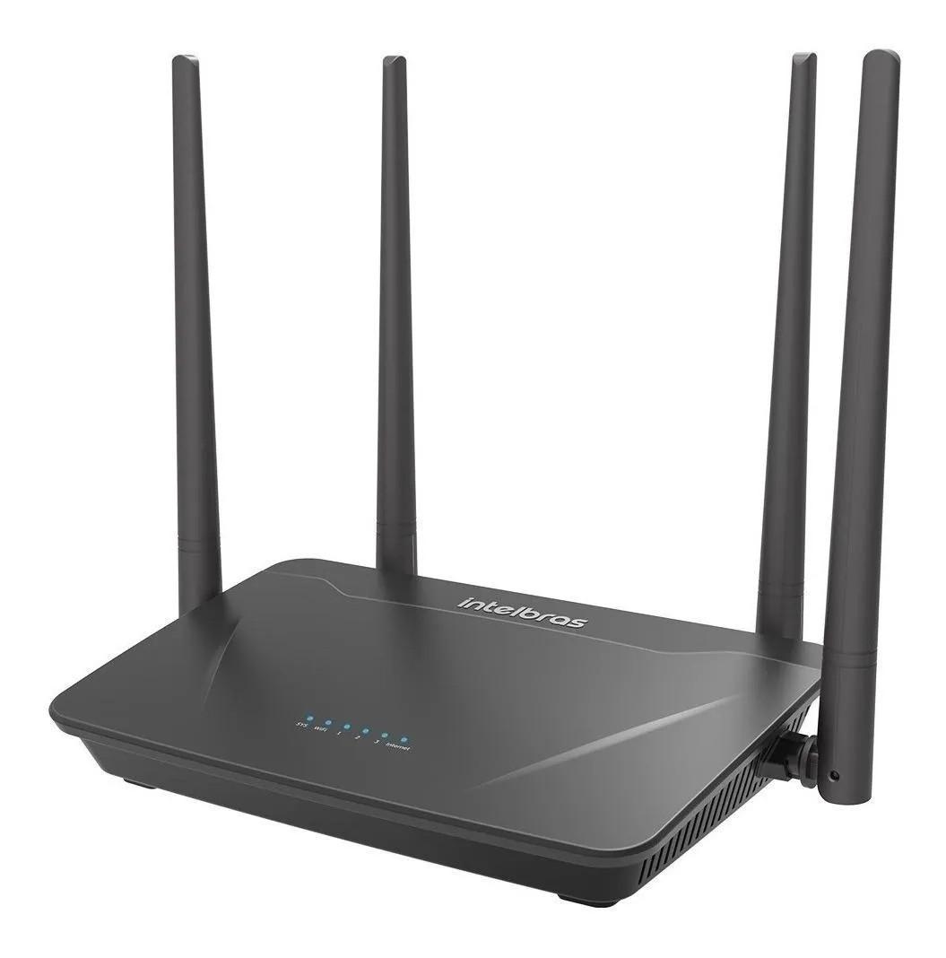 Roteador Intelbrás Wireless Action RF 1200 1 unidade