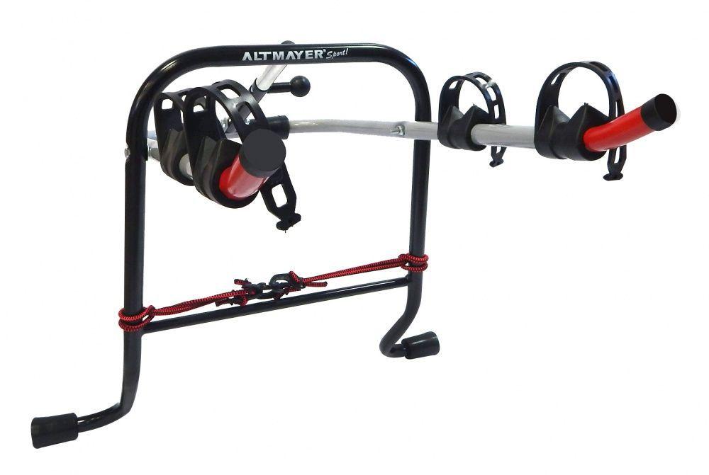 Suporte Veicular Transbike Para 02 Bicicletas Premium AL-192 Altmayer
