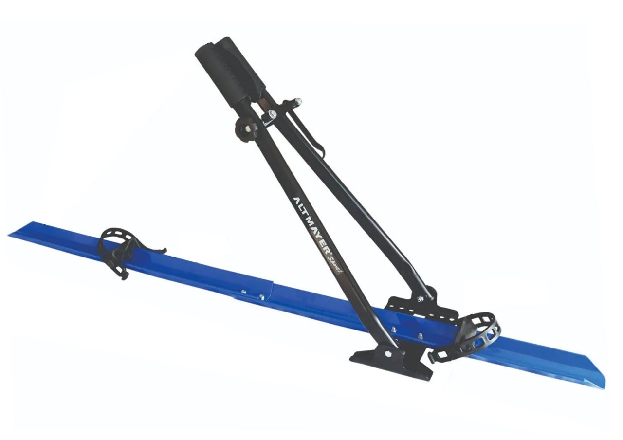 Suporte Bike Transbike Strong Line Aluminio Altmayer AL268AL