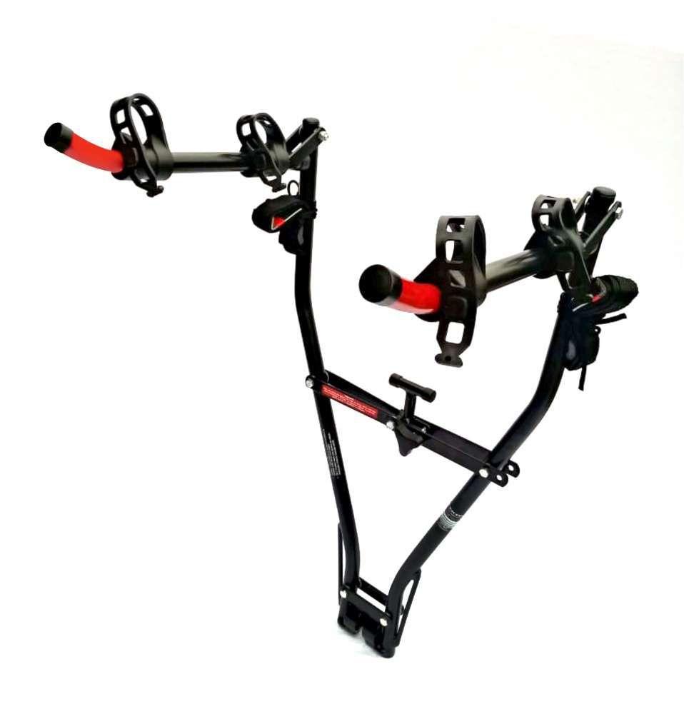 Suporte Veicular Transbike Engate Bola Para 02 Bicicletas AL-45 Altmayer