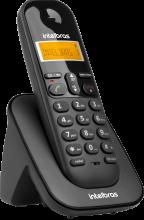 Telefone Sem Fio Intelbras TS 3111 Preto