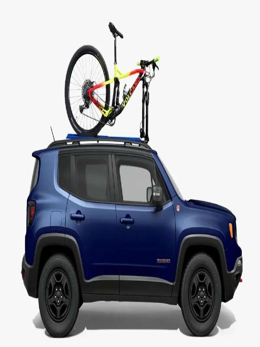 Transbike com Canaleta Booster EVO EIXO 15 x110mm Laranja
