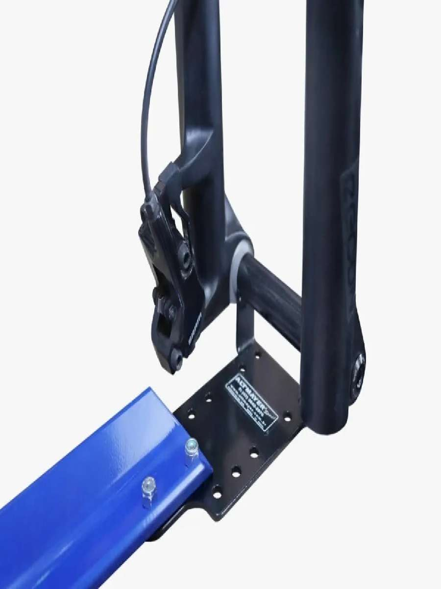 Transbike com Canaleta Booster EVO EIXO 15 x110mm Preta