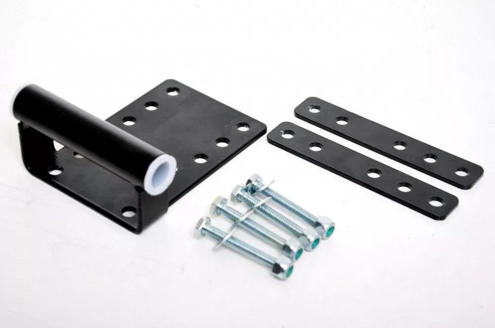 Transbike Mini Rack Booster Eixo 15mm x 110mm AL-222 Altmayer