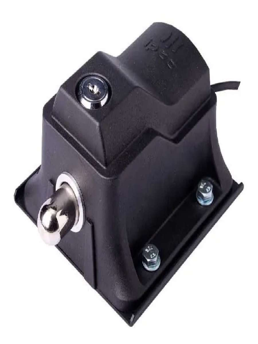 Trava Eletrica Eletromagnetica Com Temporizador Portões Eletrônicos Basculantes Deslizantes E Pivotantes Ipec Eco Lock