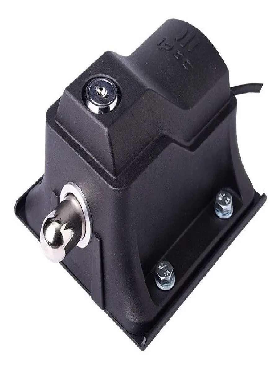 Trava Eletromag Temporizador Ecolock 220v Ipec Kit 2 unidades