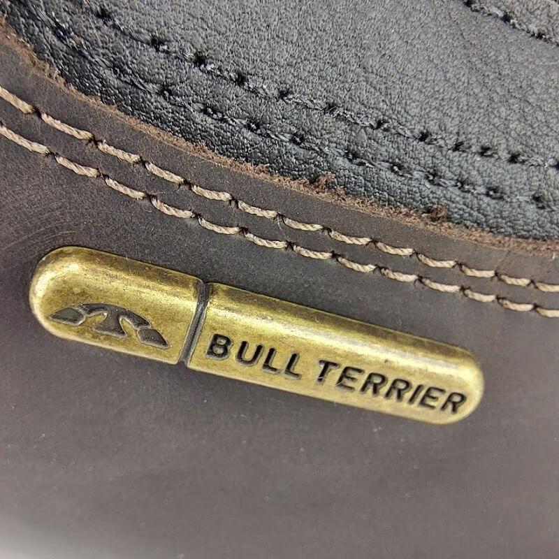 Bota Bull Terrier Attack Masculina Couro Natural