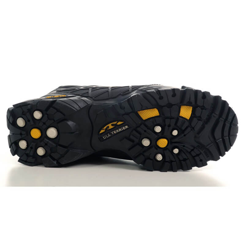 Bota Bull Terrier Extreme Masculina em Couro Natural