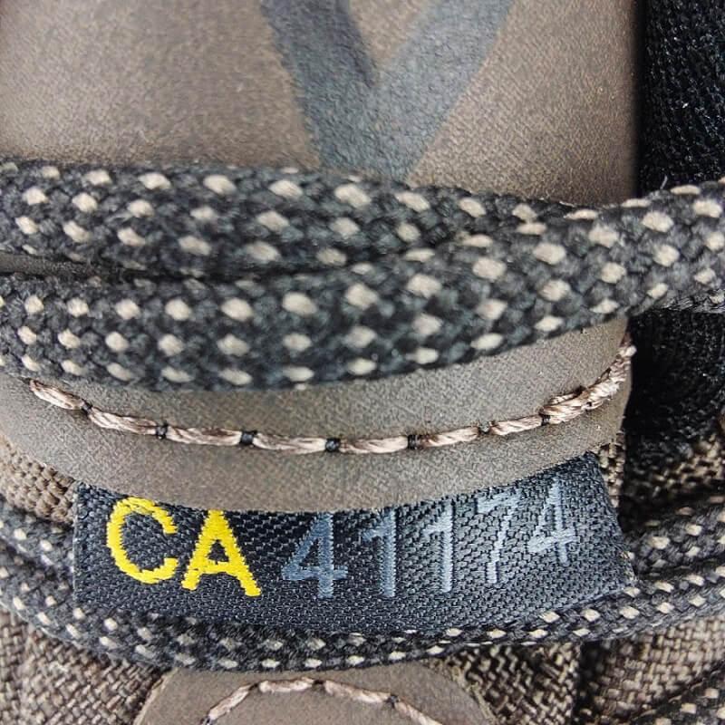 Bota Impermeável Vento Finisterre Couro Nanox 5x +Resistente Com CA