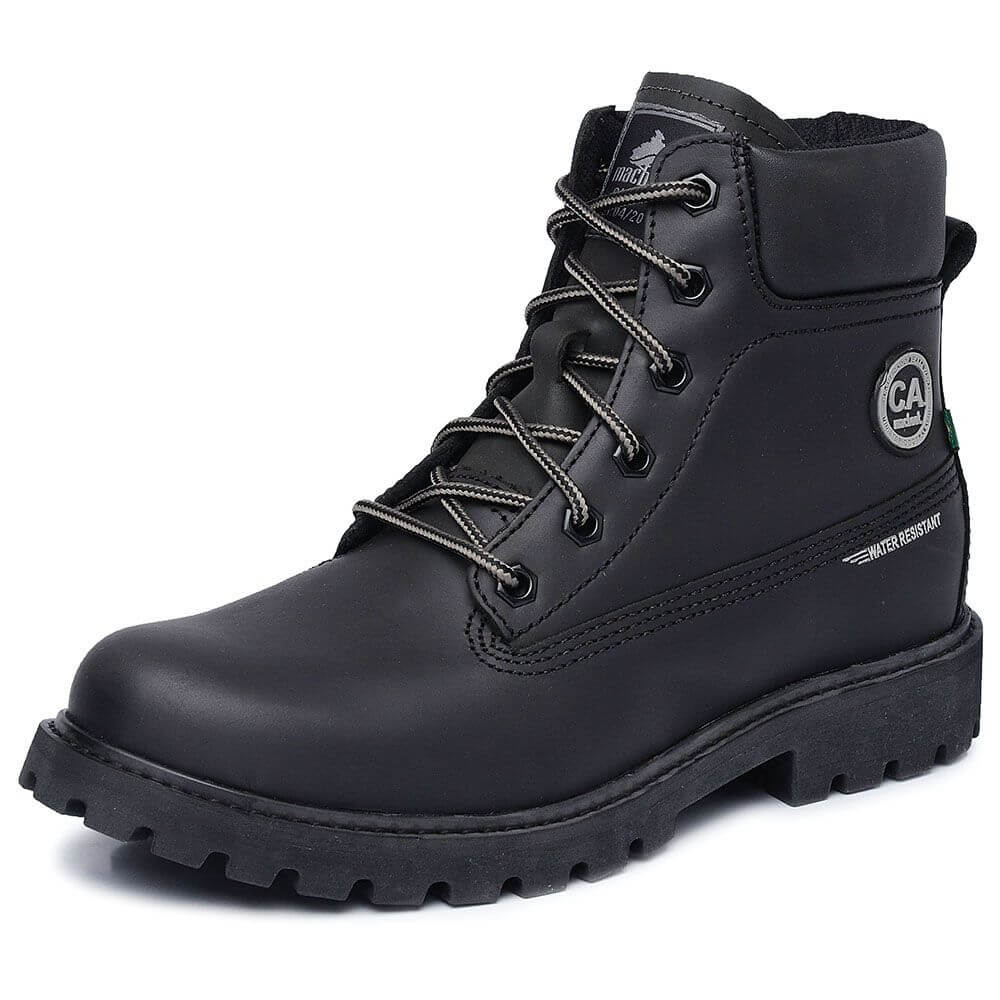 Bota Macboot UirapuruCom CA Couro Natural CA0005 CA39742