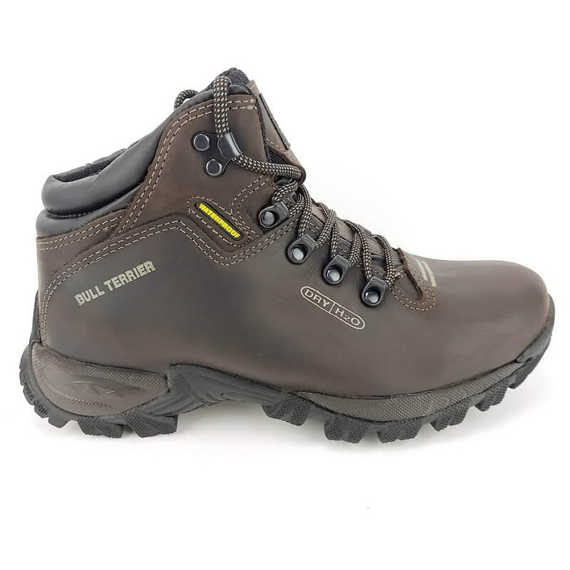 Bota Maculina Bull Terrier X Terra II Water Proof Couro