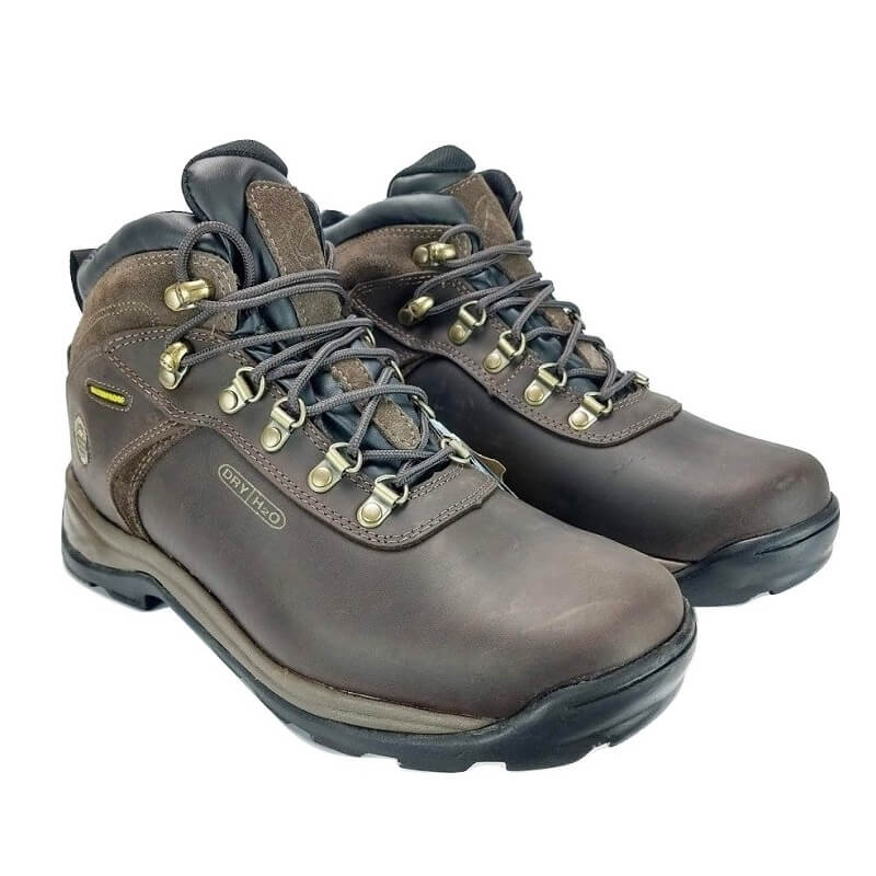 Bota Masculina Bull Terrier Freemont WaterProof Couro Natural