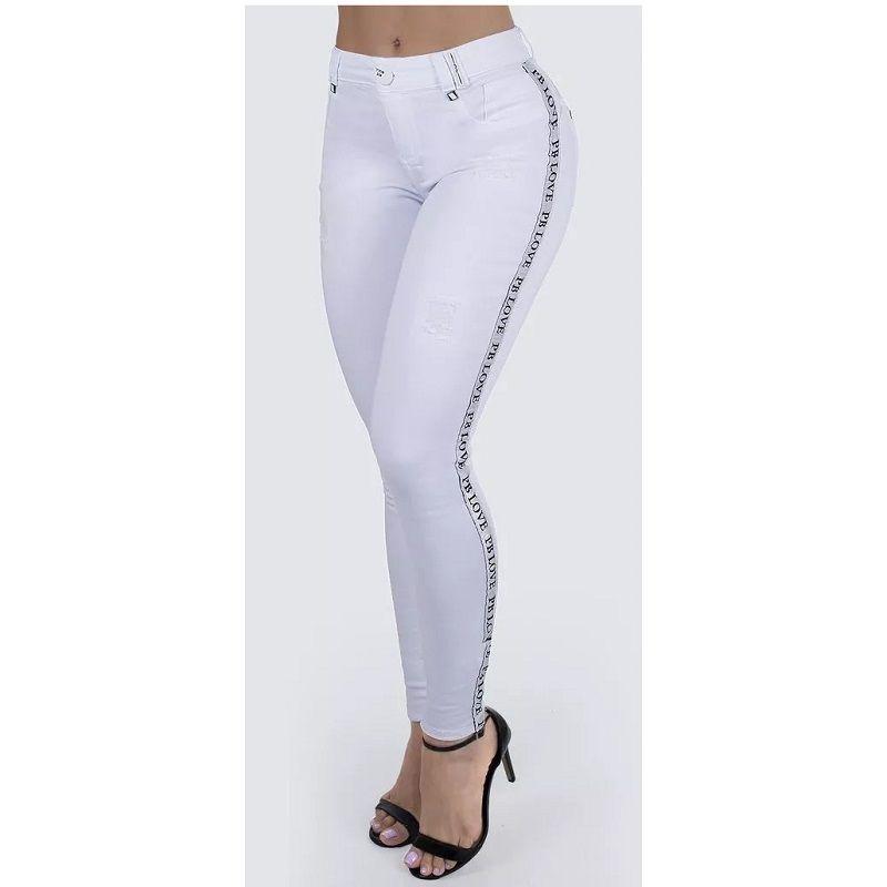 Calça PitBull Jeans Feminina Bojo Regulavél Pit Bull 26881