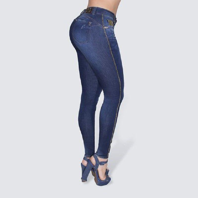 Calça PitBull Jeans Feminina  Cigarrete Pit Bull 27379