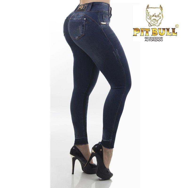 Calça PitBull Jeans Feminina  com Bojo Regulavél Pit Bull 25674