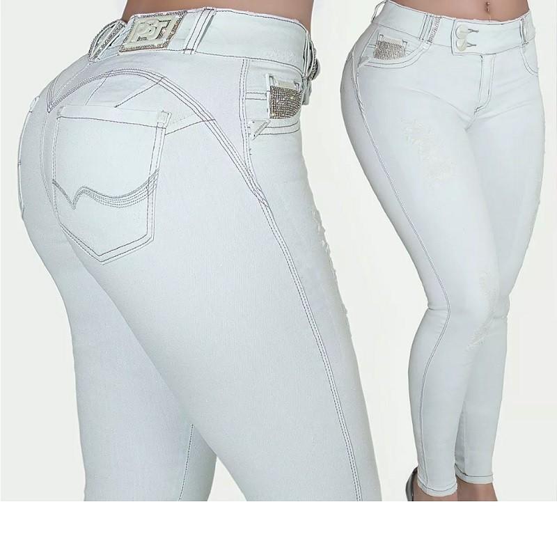 Calça Jeans Feminina PitBull Cigarrete Pit Bull 26781