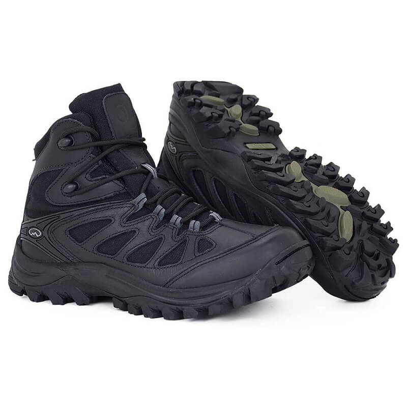 Coturno Bota Tática Militar Airstep 5700 Hiking Boot