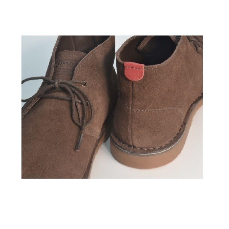Sapato Botinha Masculino Kildare BK 1100 Camurça