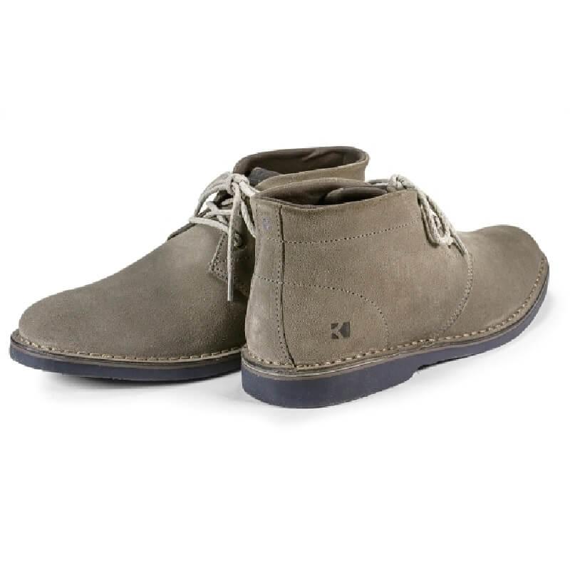 Sapato Botinha Masculino Kildare BK 1104 Camurça